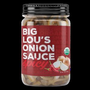 Big Lou's Spicy Onion Sauce
