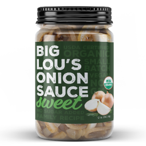 Big Lou's Sweet Onion Sauce