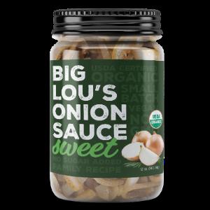Big Lou's Sweet Onion Sauce
