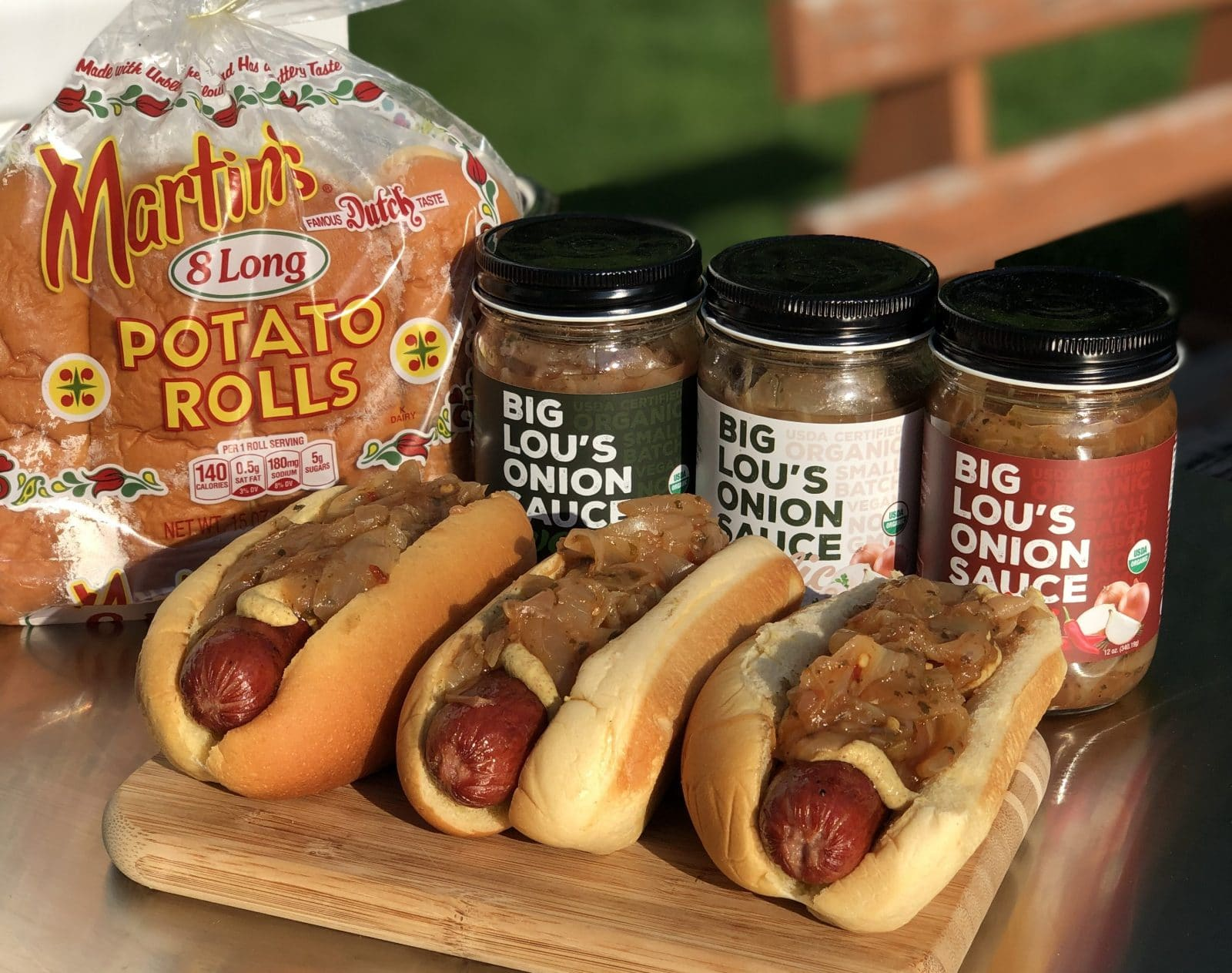 New York Style Grass Fed Hot Dogs