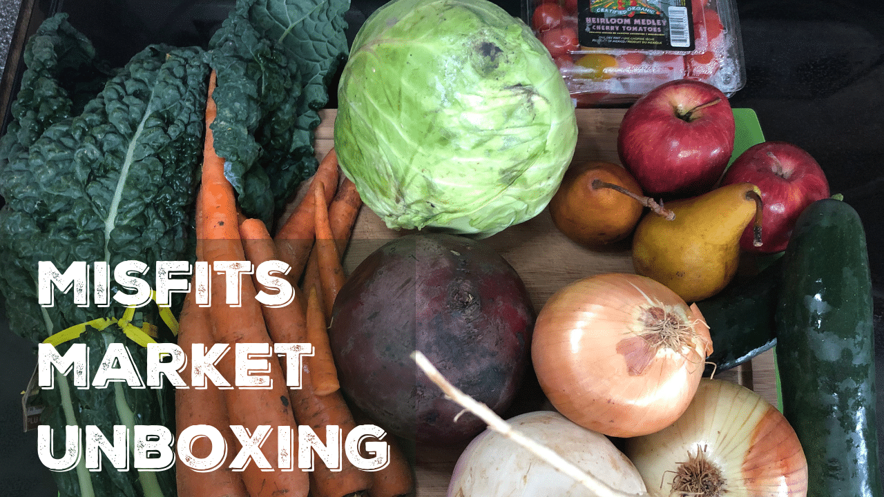 Misfits Market Unboxing