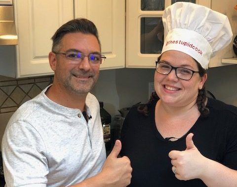 The Stupid Cook, Cooking with Friends